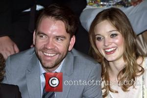 Brendan Cowell and Bella Heathcote