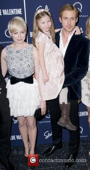 Michelle Williams, Faith Wladyka and Ryan Gosling  The New York premiere of Blue Valentine at The Museum of Modern...