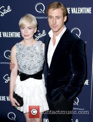 Michelle Williams and Ryan Gosling The New York premiere of Blue Valentine at The Museum of Modern Art  New...