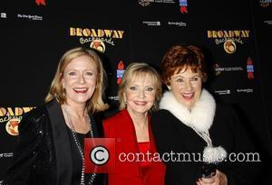 Eve Plumb and Florence Henderson