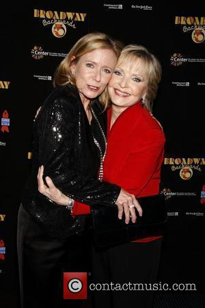 Eve Plumb, Brady Bunch and Florence Henderson