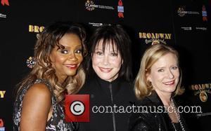 Tonya Pinkins, Michele Lee and Eve Plumb