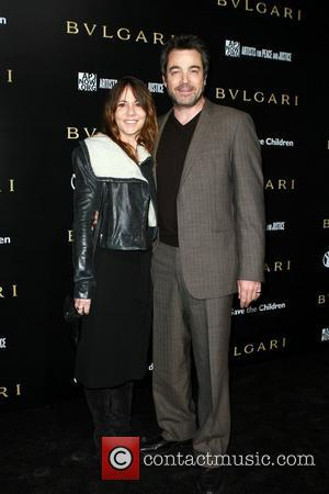 Jon Tenney Bvlgari Private Event Honoring Simon Fuller And Paul Haggis To Benefit Save The Children And Artists For Peace...
