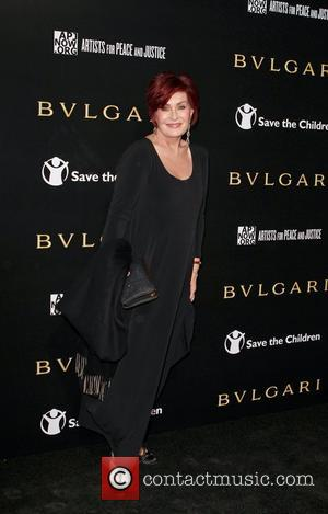 Sharon Osbourne, Justice, Paul Haggis and Simon Fuller