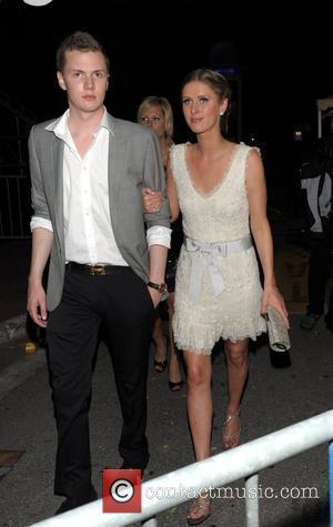 Barron Hilton and Nicky Hilton
