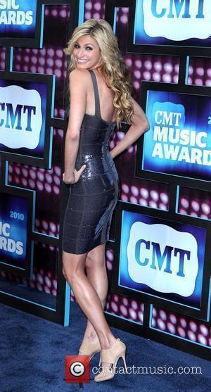Erin Andrews  2010 CMT Music Awards Blue Carpet Arrivals at The BridgeStone Arena Nashville, TN - 09.06.10