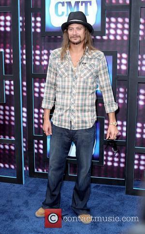 Kid Rock  2010 CMT Music Awards Blue Carpet Arrivals at The BridgeStone Arena Nashville, TN - 09.06.10