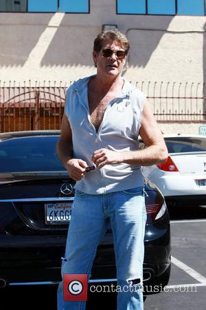 David Hasselhoff and Dancing With The Stars