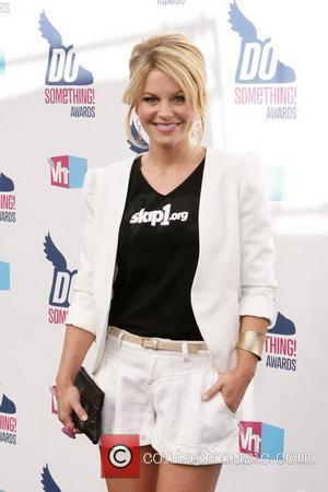 Candace Cameron Bure 2010 VH1 Do Something Awards at The Hollywood Palladium Los Angeles, California - 19.07.10