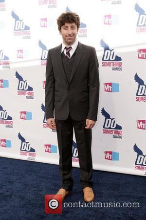 Simon Helberg 2010 VH1 Do Something Awards at The Hollywood Palladium Los Angeles, California - 19.07.10