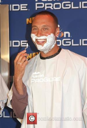 Derek Jeter the Gillette - EA SPORTS Champions of Gaming Global Finals at ARENA Event Space New York City, USA...