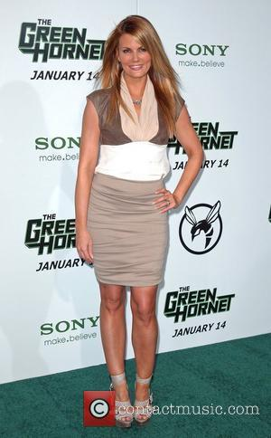 Courtney Hansen Premiere Of Columbia Pictures The Green Hornet at Graumans Chinese Theatre - Arrivals Hollywood, California - 10.01.11