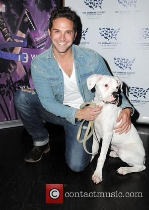 Brandon Barash ABC's Gerneral Hospital The HSUS Presents Rescue Paws  at The W hotel Westwood, California - 10.11.10