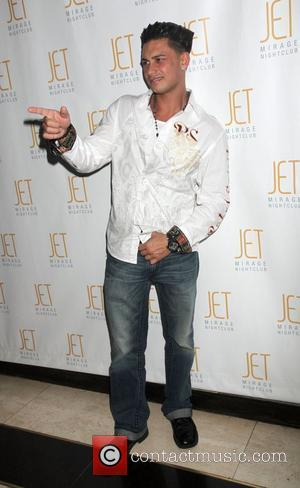 Paul DelVecchio aka DJ Pauly D of Jersey Shore host Friday night at JETnightclub in the Mirage Hotel and Casino...