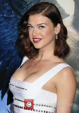 Adrianne Palicki World Premiere of 'Legion' held at the Arclight Hollywood at Cinerama Dome Hollywood, California - 21.01.10