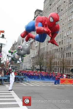 Atmosphere and Spider Man