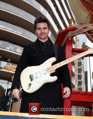 Juanes 84th Macy's Thanksgiving Day Parade in New York City  New York, USA - 25.11.10