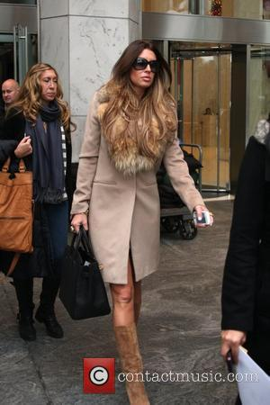 Rachel Uchitel Kicked Off Photoshoot After Making Demands