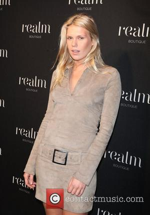 DJ Alexandra Richards  attends the opeing of the new Realm Boutique in Soho New York City, USA - 04.11.10