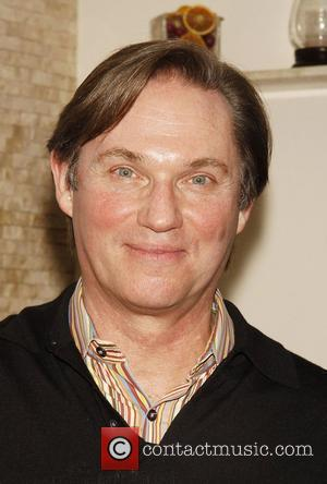 Richard Thomas attends his portrait unveiling at Tony's di Napoli Times Square Restaurant. Richard was best known for playing John-Boy...