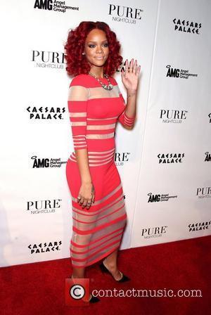 Rihanna, Caesars and Las Vegas