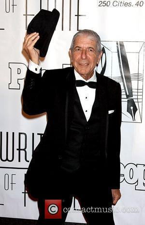 Leonard Cohen Upset Over Gig Mix-up