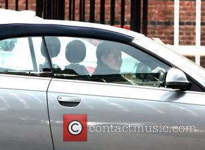 Sally Whittaker from the ITV soap Coronation Street arrives at the Granada studios. She made a dash to the gates,...
