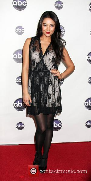 Shay Mitchell The Disney ABC Television Group's TCA Winter 2011 Press Tour Party at Langham Huntington Hotel Pasadena, California -...