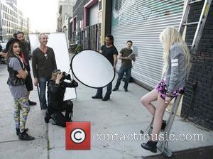 Lourdes Leon, Madonna and Taylor Momsen