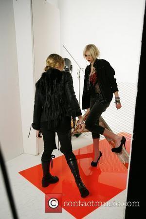 Taylor Momsen and Madonna