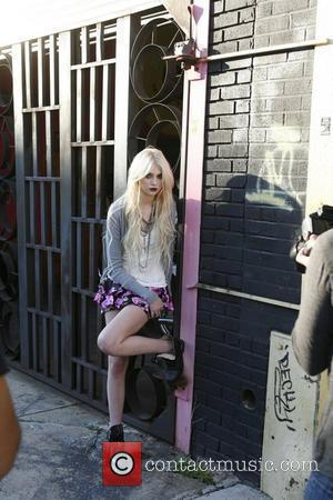 Taylor Momsen and Madonna