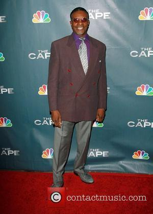 Keith David Premiere Party for The Cape Held At The Music Box Theatre Hollywood, California - 04.01.11