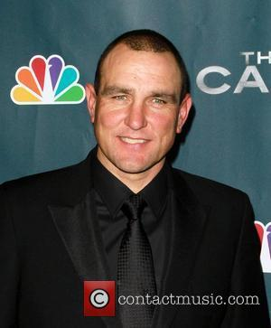 Vinnie Jones Premiere Party for The Cape Held At The Music Box Theatre Hollywood, California - 04.01.11