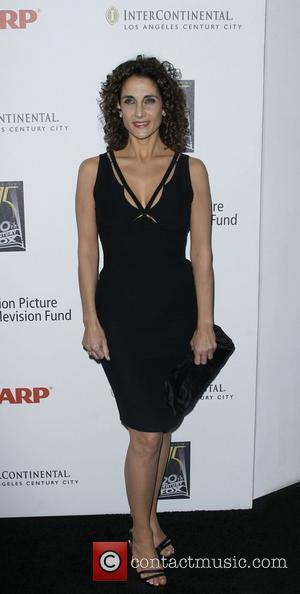 Melina Kanakaredes 5th Annual A Fine Romance Benefit for the Motion Picture & Television Fund held at 20th Century Fox,...