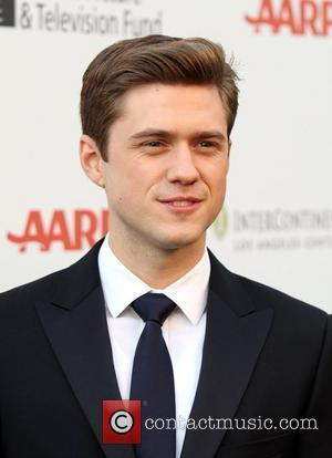 Aaron Tveit  5th Annual A Fine Romance Benefit for the Motion Picture & Television Fund held at 20th Century...