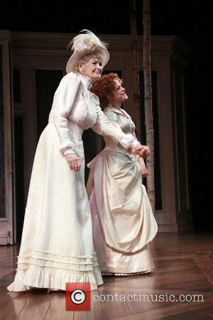 Elaine Stritch and Bernadette Peters