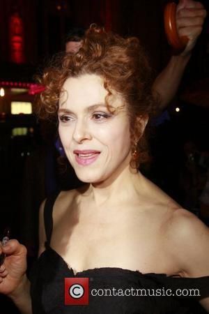 Bernadette Peters and Elaine Stritch