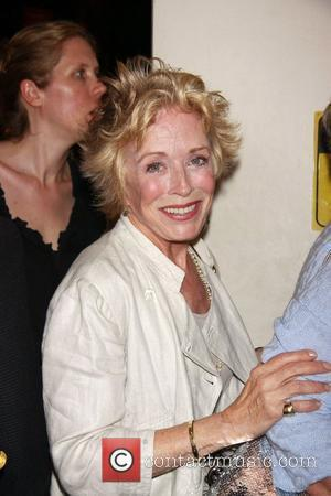 Holland Taylor, Elaine Stritch and Bernadette Peters