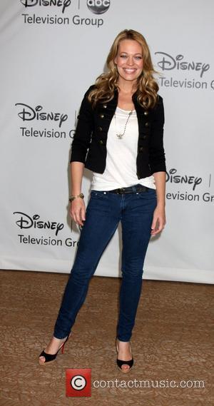 Jeri Ryan Disney ABC Family 2010 Summer TCA Tour held at The Beverly Hilton Hotel Beverly Hills, USA - 01.08.10