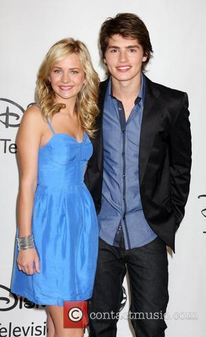 Britt Robertson and Gregg Sulkin Disney ABC Family 2010 Summer TCA Tour held at The Beverly Hilton Hotel - Evening...