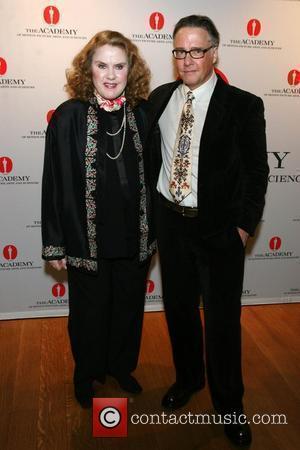 Celia Weston and Mitchell Lichtstein