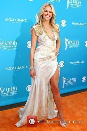 Laura Bell Bundy The 45th Annual Academy of Country Music Awards at the MGM Grand Garden Arena Las Vegas, Nevada...
