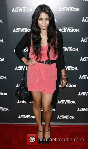 Vanessa Hudgens Activision E3 2010 Preview Event held at Staples Center - Arrivals Los Angeles, California - 14.06.10