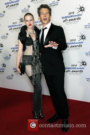 Ben Mendelsohn and Afi