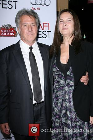 Dustin Hoffman and Afi