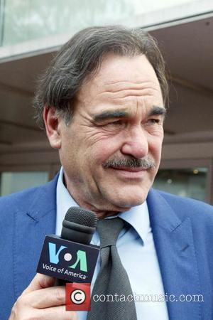 Oliver Stone AFI-Discovery Channel Silverdocs Documentary Festival - Screening of 'South of the Border' - held at Silverdocs Silver Spring,...