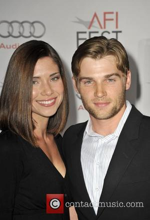 Mike Vogel and Afi