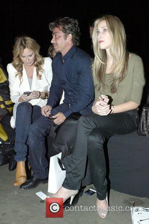 Charlotte Dawson, John Ibrahim and Chelsea Mitchell Rosemount Australian Fashion Week Spring/Summer 2010/11 - Jayson Brunsdon - Front Row -...