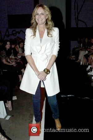 Charlotte Dawson Rosemount Australian Fashion Week Spring/Summer 2010/11 - Jayson Brusdon - Front Row - Day 3 Sydney, Australia -...