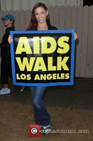 Jessica Sutta 26th Annual AIDS Walk Los Angeles - Opening Ceremony - Held at The West Hollywood Park West Hollywood,...